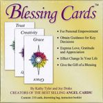 Blessings Cards : Communicate Your Love, Gratitude and Caring - Kathy Tyler