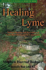 Healing Lyme : Natural Prevention and Treatment of Lyme Borreliosis and Its Coinfections - Stephen Harrod Buhner