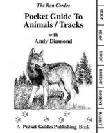 Pocket Guide to Animals/Tracks - Ron Cordes