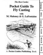 Pocket Guide to Fly Casting - Ron Cordes