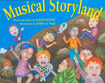Musical Storyland : A Sing-along Book With Musical Disc - Jamilla Naji