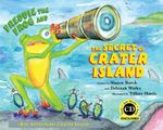 Freddie the Frog and the Secret of Crater Island : Crater Island - Sharon Burch