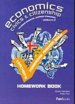 Economics Civics and Citizenship : Teacher's Homework Answer Book - Elaine Hamilton