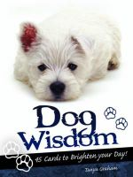 Dog Wisdom Cards : Oracle Book and Card Set - Tanya Graham