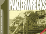 Panzerwrecks 1 : German Armour 1944-45 - Lee Archer
