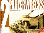 Panzerwrecks 2 : German Armour 1944-45 - Lee Archer