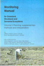 Monitoring Manual for Grassland, Shrubland, and Savanna Ecosystems - Jeffrey E Herrick