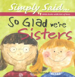 So Glad We're Sisters - Marianne Richmond