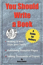 You Should Write a Book - Professor Barry Parker