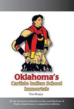 Oklahoma's Carlisle Indian School Immortals - Tom Benjey