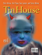 Tin House : Evil - Chris Adrian