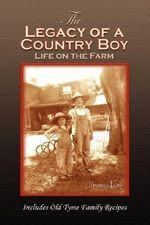 The Legacy of a Country Boy - F James Fox
