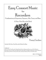 Easy Consort Music for Recorders - Penny Gardner