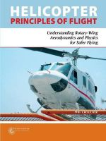 Helicopter Principles of Flight - Phil Croucher