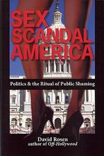 Sex Scandal America : Politics and the Ritual of Public Shaming - David Rosen