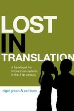 Lost in Translation - Nigel Green