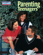 Parenting Teenagers : Systematic Training for Effective Parenting of Teens - Don C Dinkmeyer, Sr.