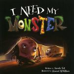 I Need My Monster - Amanda Noll