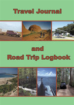 Travel Journal And Road Trip Logbook - Publ Rosella