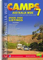 Camps Australia Wide 7 : A4 Spiral Bound