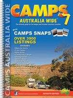 Hema : Camps Australia Wide 7 with Camp Snaps : Over 3900 Listings - Hema Maps
