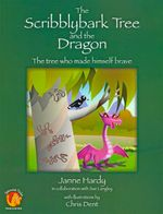 The Scribblybark Tree and the Dragon - Janne Hardy