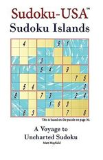 Sudoku Islands - Matt Mayfield