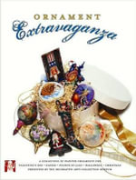 Ornament Extravaganza - Decorative Art Collection Staff