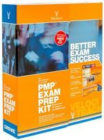The Velociteach All-In-One Pmp Exam Prep Kit : Based on the 5th Edition of the Pmbok Guide - Andy Crowe
