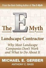 The E-Myth Landscape Contractor - Michael E Gerber