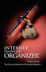 Internet Password Organizer : Tourmaline - Innovention Lab