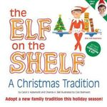 The Elf on the Shelf   A Christmas Tradition : Girl Light Doll with Storybook - Carol V Aebersold