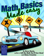 Math Basics Made Easy : Teach Yourself How to Add, Subtract, Multiply and Divide - Ginny Crisonino