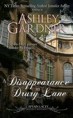 A Disappearance in Drury Lane - Ashley Gardner