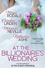 At the Billionaire's Wedding - Maya Rodale