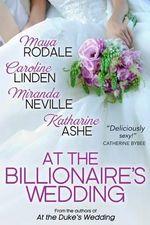 At the Billionaire's Wedding - Maya Rodale