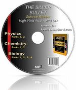 The Silver Bullet Audio MCAT & GAMSAT Science Review MP3 - Brett Ferdinand