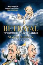 Betrayal - Simon Benson