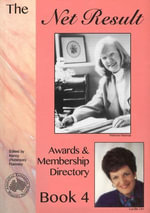 The Net Result - Book 4 : Awards and Membership Directory - Lucille Jr. Orr