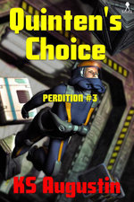 Quinten's Choice : Series: Perdition #3 - KS Augustin