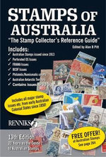 Stamps of Australia : The Stamp Collector's Reference Guide - Alan B. Pitt
