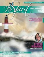 Inspirit Magazine October 2014 : The Soul Purpose Issue - Kerrie a Wearing