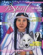 Inspirit Magazine January 2015 : The Healing Issue - Kerrie Wearing