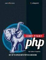 Jump Start PHP - Callum Hopkins