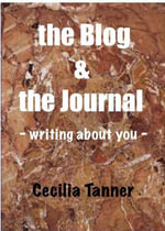 The Blog & the Journal - Writing About You - - Cecilia Jr. Tanner