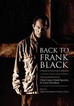 Back to Frank Black - Adam Chamberlain