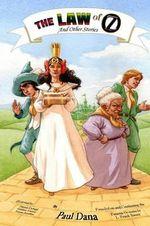 The Law of Oz (Trade Paperback) - Paul Dana