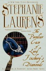 The Peculiar Case of Lord Finsbury's Diamonds : A Casebook of Barnaby Adair Short Novel - Stephanie Laurens