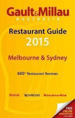 2015 Melbourne & Sydney Restaurant Guide - Gault & Millau