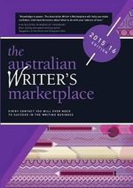 Australian Writer's Marketplace 2015-2016 - QUEENSLAND WRITERS CENTRE
